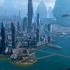 Terra Prime Concept Art