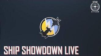 Star Citizen Ship Showdown LIVE 2020