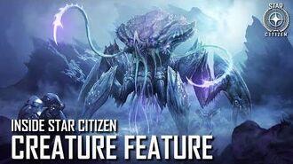 Inside Star Citizen Creature Feature Spring 2020