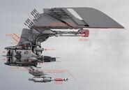 Vanduul-fighter-mechanical-detail