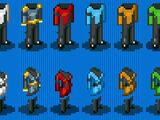 Star Command Uniforms