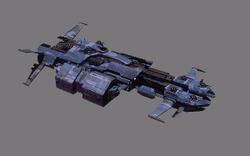 Iron harpy