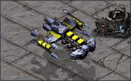 Battlecruiser SCR Game2