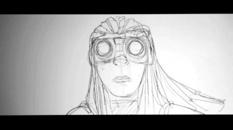 STARCRAFT 2 'Kerrigan Storyboards' Feature HD (BlizzCon 08)