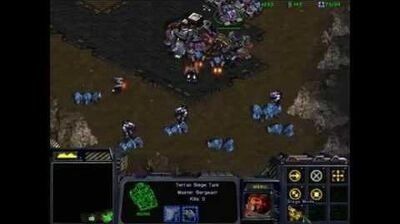 Starcraft 1 Insurrection - Terran 07 - Hammer Strike Force Command