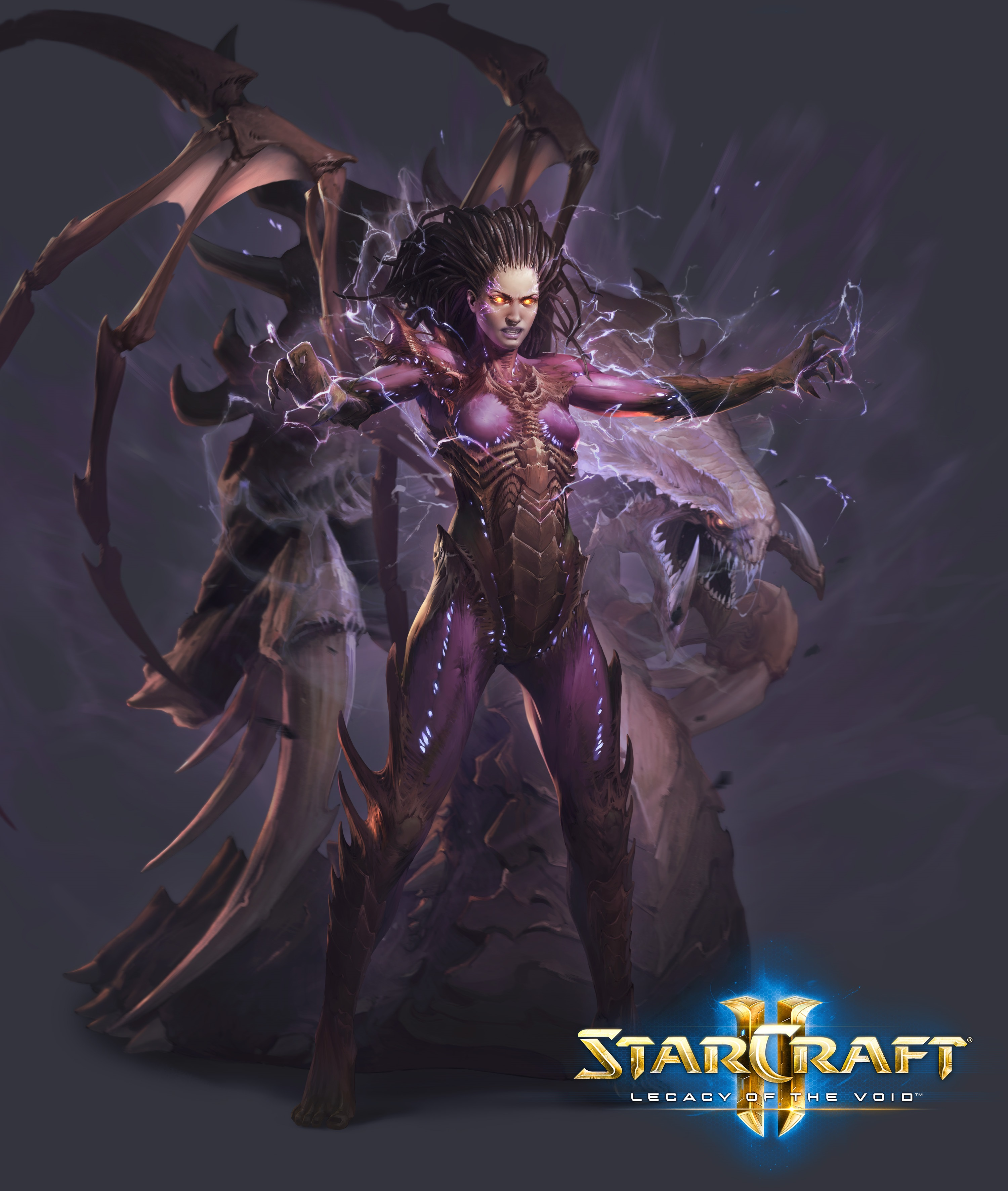 Sarah Kerrigan Co Op Missions Starcraft Wiki Fandom