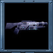 Weapon-shotgun