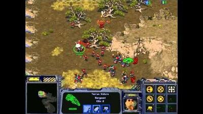 Starcraft 1 Insurrection - Terran 01 - Lost Souls