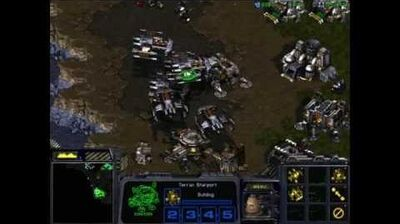 Starcraft 1 Insurrection - Terran 11 - Attack and Destroy