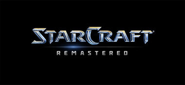 Logo StarCraft Remastered