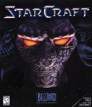 StarCraft Game Cover
