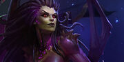 SarahKerrigan Heroes Head1