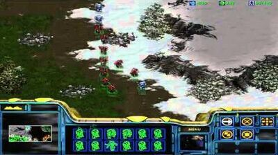 StarCraft Brood War Campaign Enslavers Dark Vengeance -- Episode I 4B