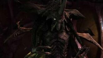 Zagara - All Unit Quotes - StarCraft II Legacy Of The Void