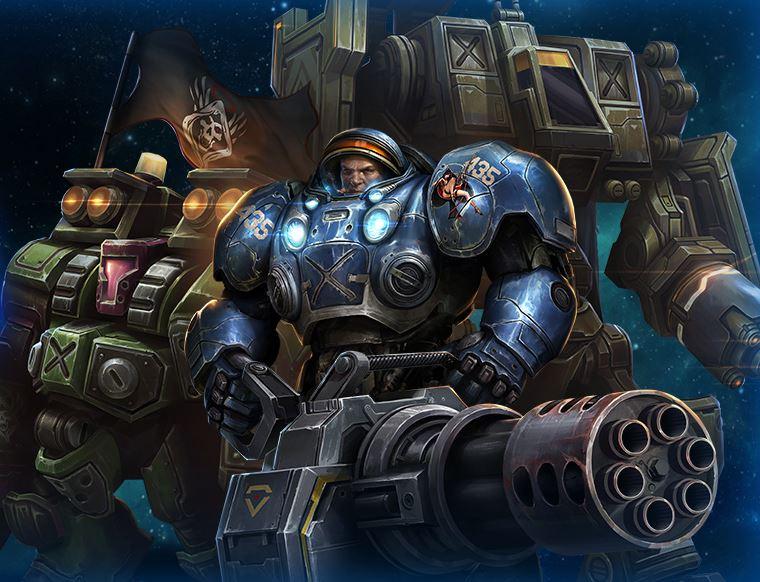 Tychus Findlay (Co-op Missions) | StarCraft Wiki | FANDOM