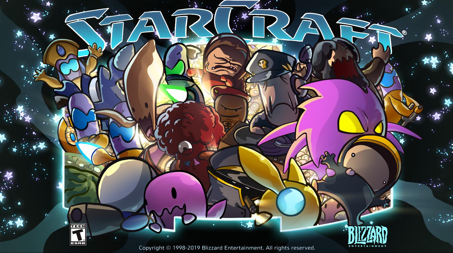StarCraft: Cartooned | StarCraft Wiki | Fandom