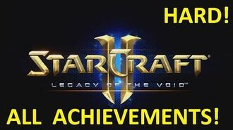 Starcraft 2 - LAST STAND - Hard (All Achievements) LOTV 5