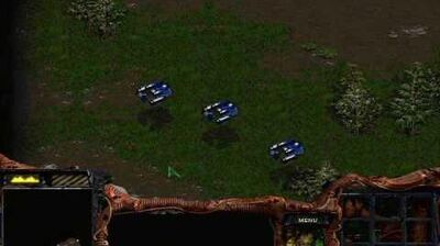 Starcraft Brood War - Zerg Mission 2 Reign of Fire