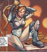 Nova TheKeep Comic2