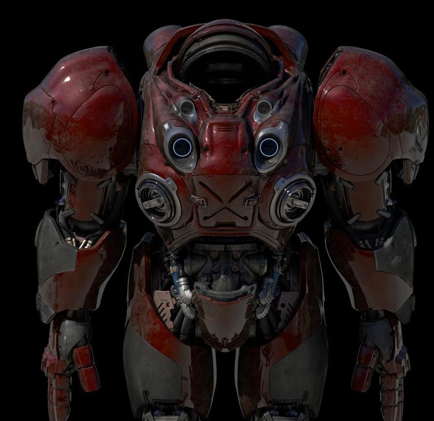 CMC Powered Combat Suit | StarCraft Wiki | FANDOM powered by Wikia
