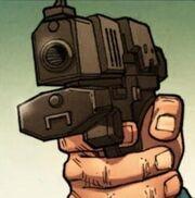 P220Pistol SC-Com6 Comic1