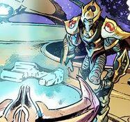 Urun ShadowWars Comic1