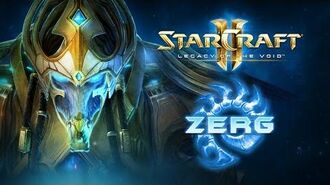 Legacy of the Void - Multiplayer Update Zerg