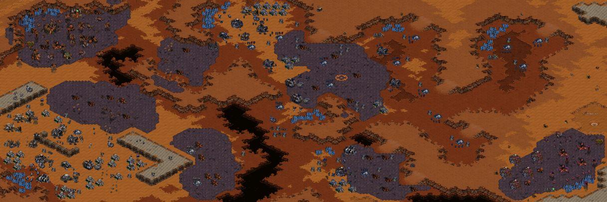 how to make maps starcraft broodwar
