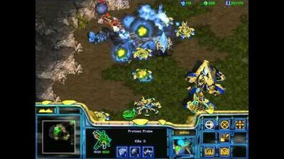 Starcraft 1 Insurrection - Protoss 07 - Defense