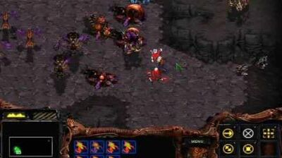 Starcraft Brood War - Zerg Mission 8 To Slay the Beast