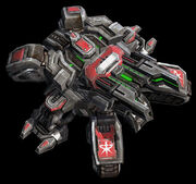 SiegeTank SC2 Rend2