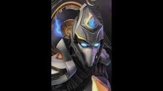 Adept - All Neural Parasite Unit Quotes - StarCraft II Legacy Of The Void