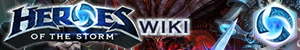 Heroes of the Storm Button