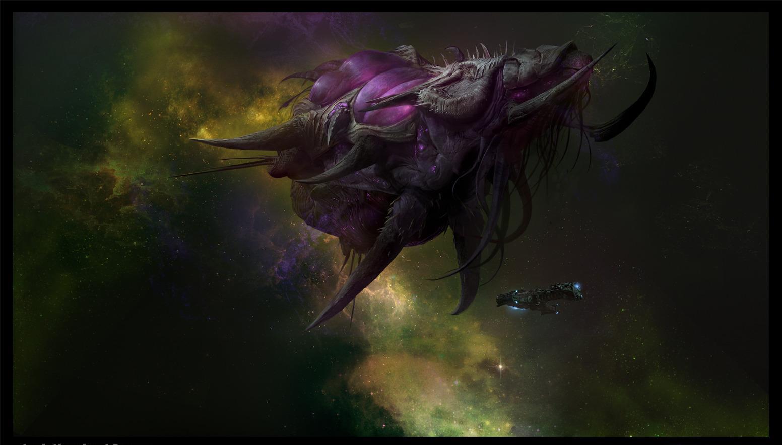 zerg swarm space