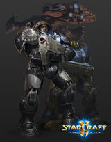 Jim Raynor (Co-op Missions)