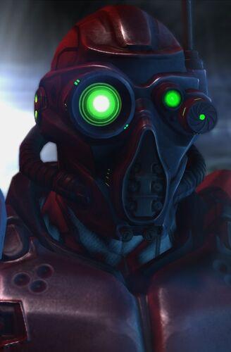 Starcraft 2 Spectre by Sarqful on DeviantArt