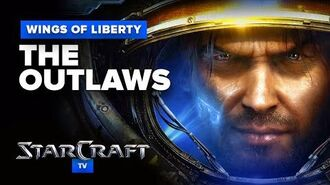 StarCraft 2- Wings of Liberty - Mission 2 - The Outlaws Walkthrough - Hard Difficulty