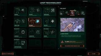 StarCraft 2- Nova Covert Ops All Unit Tech Upgrades