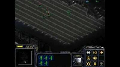 Starcraft 1 Insurrection - Terran 02 - The Rebel Installation
