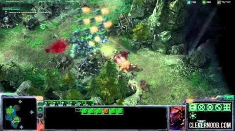 Haven's Fall Starcraft II Brutal Mode Walkthrough (HD - Max Settings)