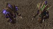 Hydralisk HotS Evolution SC2 Rend