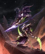 DarkTemplarCivilWar SC2 Art1