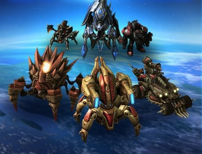 Skins | StarCraft Wiki | FANDOM powered by Wikia
