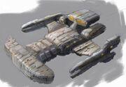Battlecruiser SC-G Cncpt1