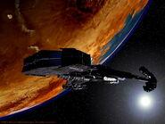 Terran-ship-starcraft-2-background