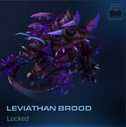 LeviathanUltralisk SC2SkinImage