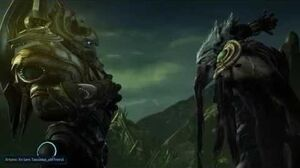 Zeratul - All Unit Quotes - StarCraft II Legacy Of The Void