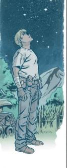 Caleb SC-Survivors Comic6