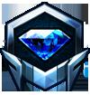 Ícone Modo Contra Liga Diamante03