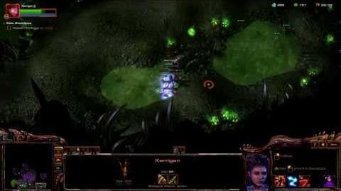 Domination BRUTAL Cinematics - StarCraft 2 Heart of the Swarm - Playthrough (Part 13)